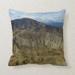 Zabriskie Point in Death Valley California Pillows