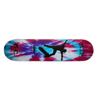 zabu RIP GC plain Skateboard Deck