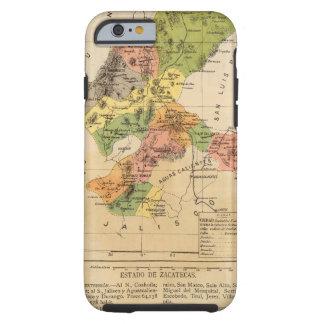 Zacatecas, México Funda Resistente iPhone 6