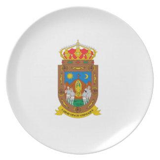 Zacatecas Plato