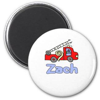 Zach 2 Inch Round Magnet
