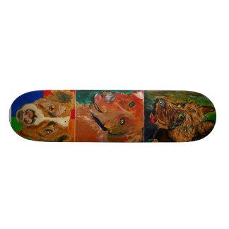 Zach and Garrett's Board Custom Skateboard