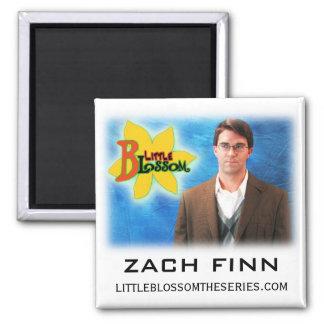 Zach Finn Fridge Magnet