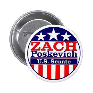 Zach For Sernate Button