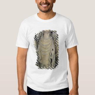 Zacharias, detail from the hexagonal pedesta tee shirt