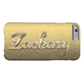 """Zachary"" Custom Monogram iPhone 6/6s Case"