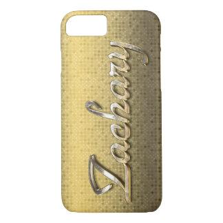 """Zachary"" Custom Monogram iPhone 7 Case"