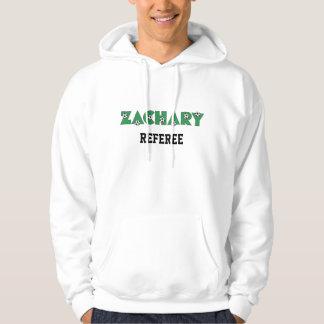 Zachary in Soccer Green Pullover