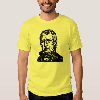 """Zachary Taylor """"12"""" camiseta Remera"""