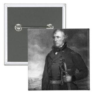 Zachary Taylor 12mo presidente del estado unido Pin