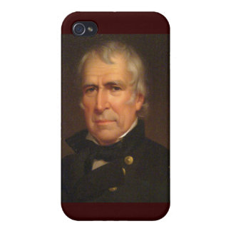 Zachary Taylor 12th President iPhone 4 Cases