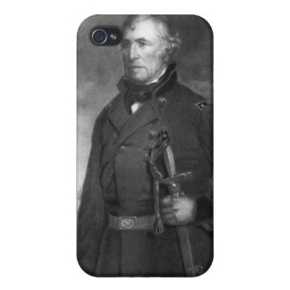 Zachary Taylor, 12th President of the United State Cover For iPhone 4