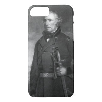 Zachary Taylor, 12th President of the United State iPhone 8/7 Case