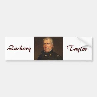 Zachary Taylor Bumper Sticker