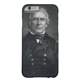 Zachary Taylor, engraved after a daguerrotype by T Barely There iPhone 6 Case