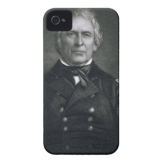 Zachary Taylor, engraved after a daguerrotype by T Case-Mate iPhone 4 Case