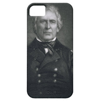 Zachary Taylor, engraved after a daguerrotype by T iPhone SE/5/5s Case