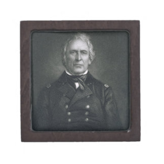Zachary Taylor, engraved after a daguerrotype by T Premium Gift Boxes