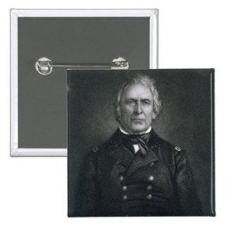 Zachary Taylor, grabado después de un daguerrotipo Pin