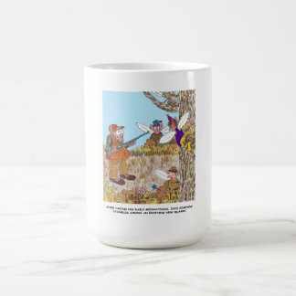ZACK AND THE FAIRIES COFFEE MUG