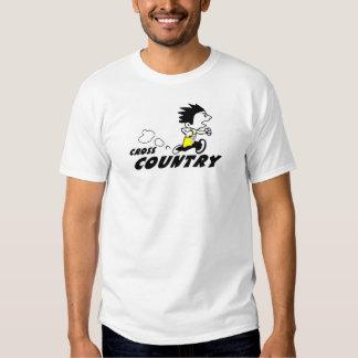 Zack Cross Country Runner Tee Shirt