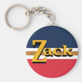 Zack Keychain