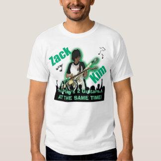 Zack Kim T-shirts