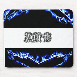 Zack Marvin Coulange MousePad