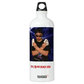 Zack Quinn Magic Man Water Bottle