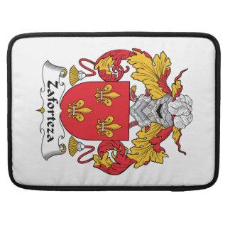 Zaforteza Family Crest Sleeve For MacBooks