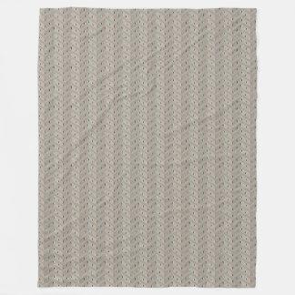 Zag Dot Fleece Blanket