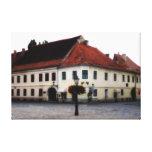 Zagreb, Croacia 107 Impresión En Lona