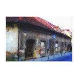 Zagreb, Croacia 122 Lona Envuelta Para Galerias