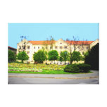 Zagreb, Croacia 137 Lienzo Envuelto Para Galerias