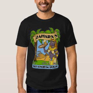 Zahara's Old Kingdom Grille Restaurant Parody Shirt