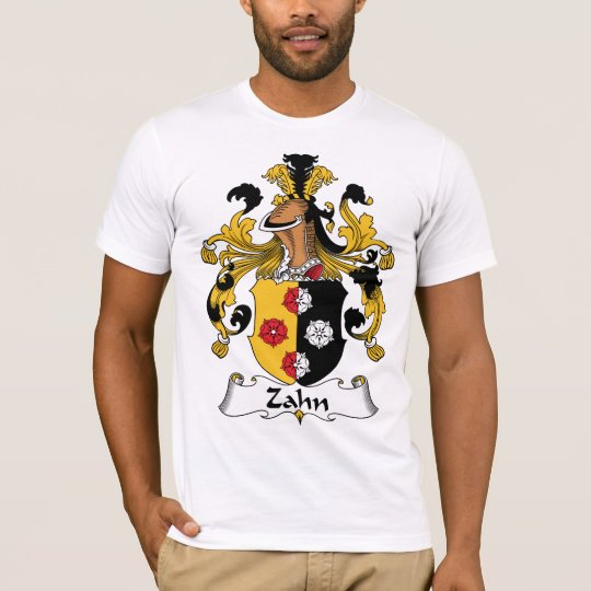 Zahn Family Crest T-Shirt