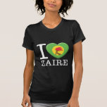 Zaire 2 tshirt