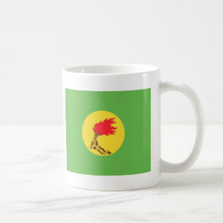 zaire coffee mug