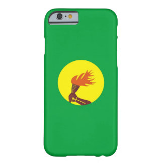 zaire congo country flag case barely there iPhone 6 case