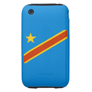 zaire country flag case