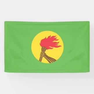 Zaire Flag Banner