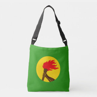 Zaire Flag Crossbody Bag