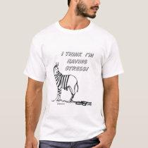 Zak the Zebra T-Shirt
