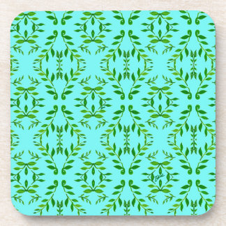 zakiaz holli leaves design coaster