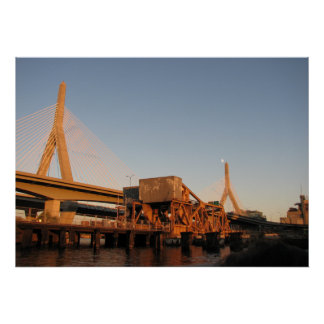 Zakim Bridge Poster