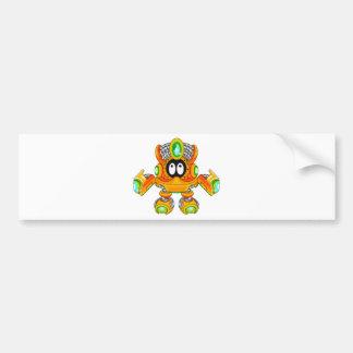 Zakraibuster V Bumper Sticker