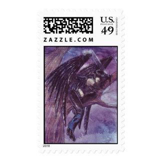 Zak's Perch Stamp
