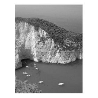 Zakynthos Island Postcard