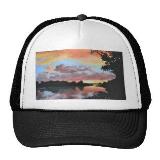 Zambezi River Reflections Trucker Hat