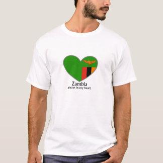 Zambia always in my heart T-Shirt